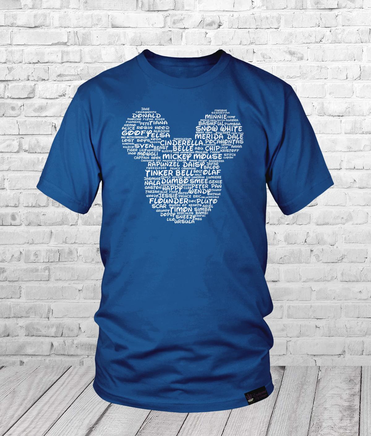 Matching Family Disney Shirts Our T Shirt