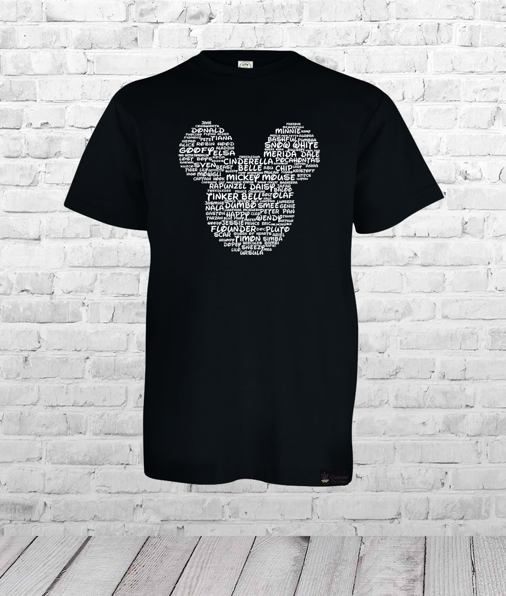 0eda5804 Mickey Mouse Shirts Ladies