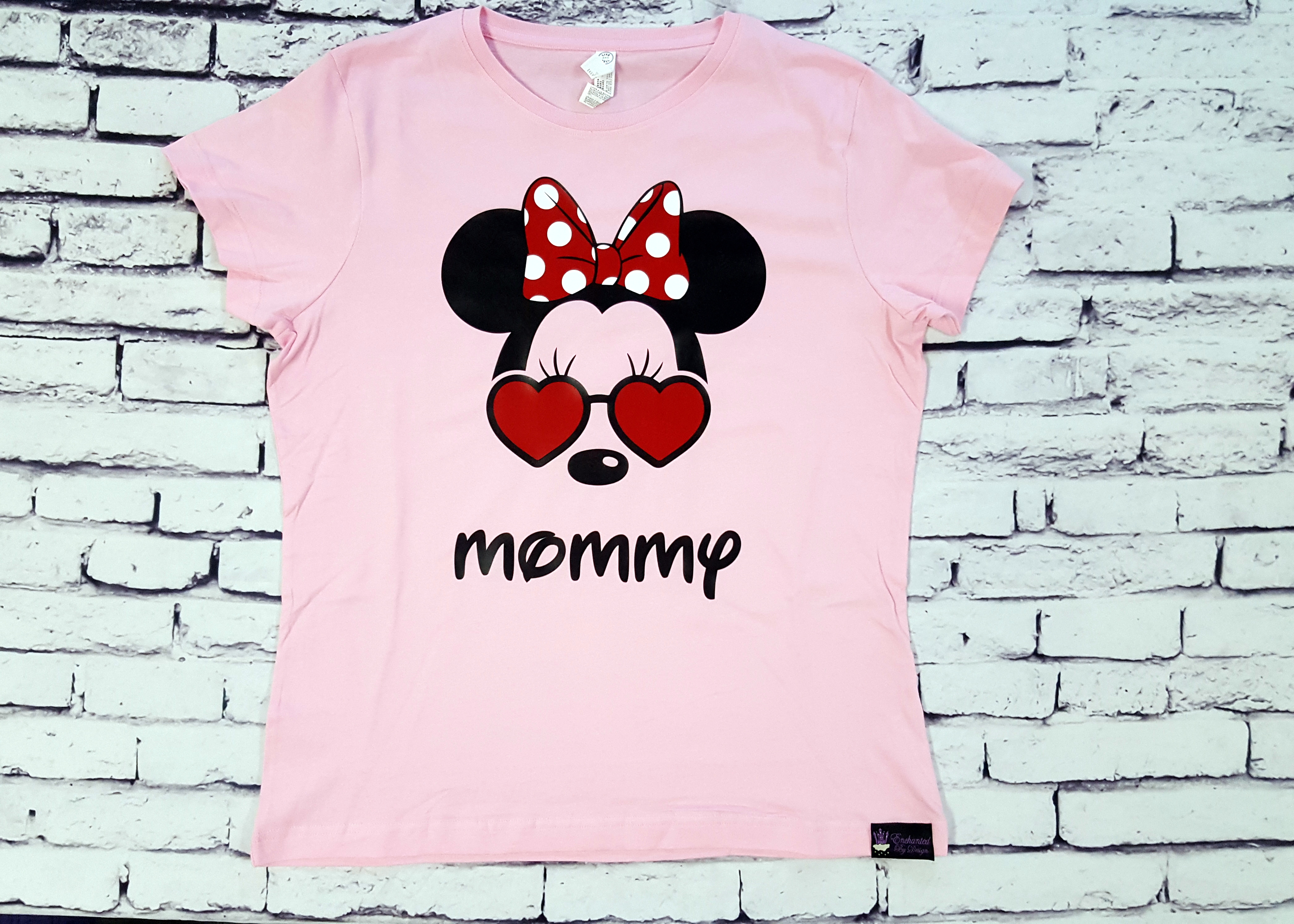 Minnie Mouse T Shirt Design | Sunglass Mickey And Minnie Mouse Disney Family Trip Shirts